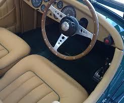 Upholstery Restoration Car Interior Leather Upholstery Restoration Classic Vintage Modern