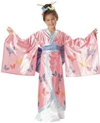 Oriental Halloween Costumes Kid U0027s Japanese Princess Kimono Halloween Costume Blast Gifts