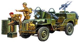jeep art british sas jeep north west europe wwii armor pinterest jeeps