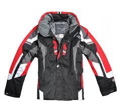 spyder face the north spyder men ski jacket black spyder ski