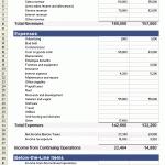 business income statement template viplinkek info