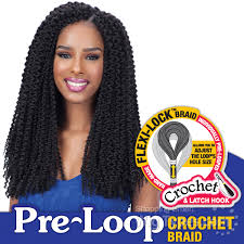 pre twisted crochet hair freetress synthetic braid 3x pre loop crochet island twist braid