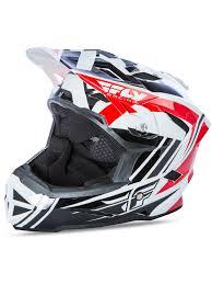 full face motocross helmets fly racing red black white 2017 bike default kids mtb full face