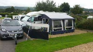 Kampa Awnings For Sale Kampa Pro Awning For Sale In Uk View 40 Bargains