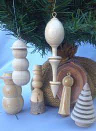 wood turned ornaments canterbury shaker