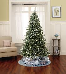 7 u0027 600 clear light pre lit hartford pine christmas tree