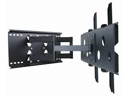 19 Inch Monitor Wall Mount Titan Series Full Motion Wall Mount For Large 32 60 Inch Tvs