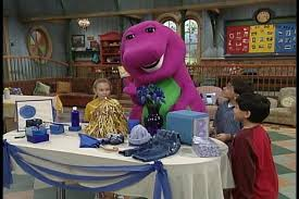 Barney And The Backyard Gang Episodes Red Yellow And Blue Barney Wiki Fandom Powered By Wikia