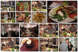 the wish bone salad night live event w tyler florence in nyc