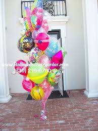 balloon delivery la 1091 best general helium balloons images on balloon