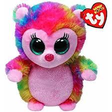 amazon ty beanie boos spike hedgehog toys u0026 games