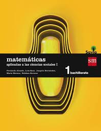 imagenes matematicas aplicadas matemáticas aplicadas a las ciencias sociales i 1 bachillerato