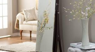 Over The Cabinet Decor by Mirror Over The Door Full Length Mirror With Jewelry Storage