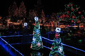 Oregon Garden Christmas Lights Top 5 Vancouver Christmas Attractions