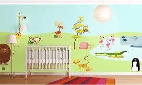 stickers savane chambre bébé stickers savane stickers chambre bébé leostickers