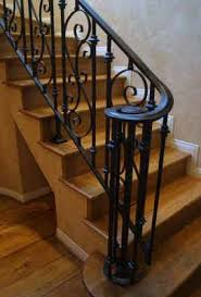 Wrought Iron Banister Rails Wrought Iron Railings