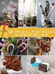 Homemade Candy Gift Ideas For Christmas Simple Homemade Sweets And Treats To Give For Christmas
