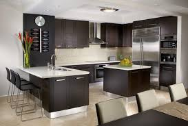 interior designed kitchens kitchen interior designing interior design kitchen black white wood