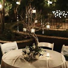 Tree Centerpieces How To Manzanita Wishing Tree Centerpieces A Foxy Fête