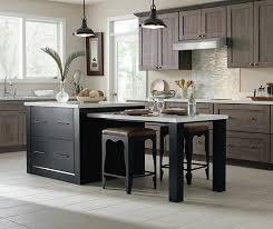 herra laminate kitchen cabinets in elk textured purestyle along
