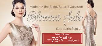 mother of the bride groom blowout sale bridals by lori