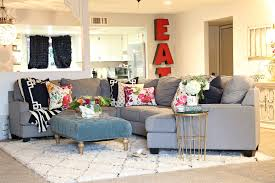 Carpets For Living Room by How To Place Rugs On Carpet Homes Innovator