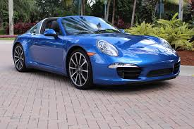 blue porsche 911 2015 porsche 911 targa 4s exotic motors corporation exotic and