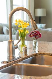 Moen One Touch Kitchen Faucet 25 Best Kitchen Faucets Ideas On Pinterest Kitchen Sink Faucets