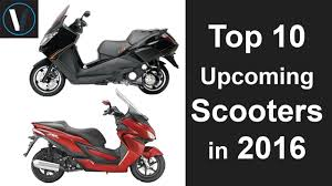 Honda Price List In Philippines Top 10 Upcoming Scooters In 2016 Youtube