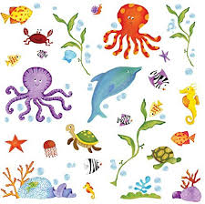 under the sea nursery decor amazon com