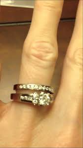 jareds wedding rings jared s certified diamond modern vintage style engagement