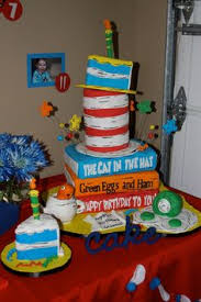 dr seuss birthday cakes dr seuss smash cake without the picture of thing one and make a