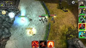 warlord strike is a style moba game for android from blind