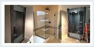 Glass Shower Doors Edmonton Custom Shower Doors Edmonton Glass X Inc