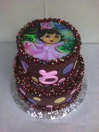 dora cake main made custom cakes