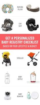 stores with baby registry ultimate baby registry for new parents a list of everything you
