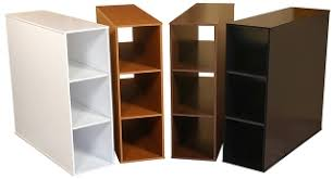 3 Bin Cabinet Venture Horizon Project Center Factory Direct