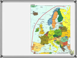 Europe Peninsulas Map Europe A Peninsula Of Peninsulas Youtube