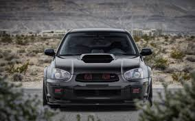 subaru racing wallpaper subaru sti tuning car front wallpaper 2560x1600 17937