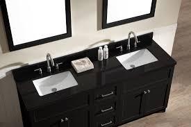 Double Bathroom Sink Cabinets Ariel Hamlet 73