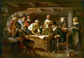 mayflower compact national geographic society