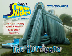 papi u0027s superslides home of the hurricane papi u0027s superslides