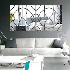 wall ideas mosaic mirror wall decor funlife quick sale through