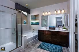Kb Home Design Studio Houston Trailside Point Model Master Bathroom Plan 1874 Kbhome Arizona