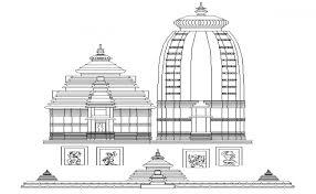 Temple Elevation Designs
