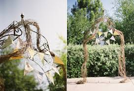 wedding arches branches maravilla gardens wedding ruffled