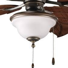 progress lighting p2636 20 2 light indoor outdoor fan light kit
