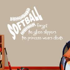 quote decals for glass 100 sports quote decals girls softball forget the glass