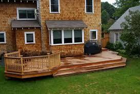 wood deck color ideas home design ideas
