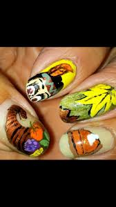 fall thanksgiving nail art 1655 best nails winter fall images on pinterest holiday nails